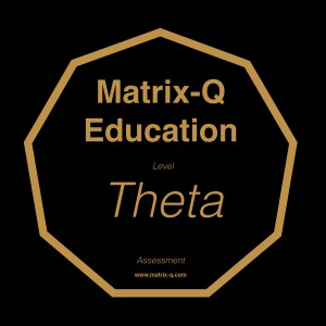 MATRIX-Q Education Label Theta.001